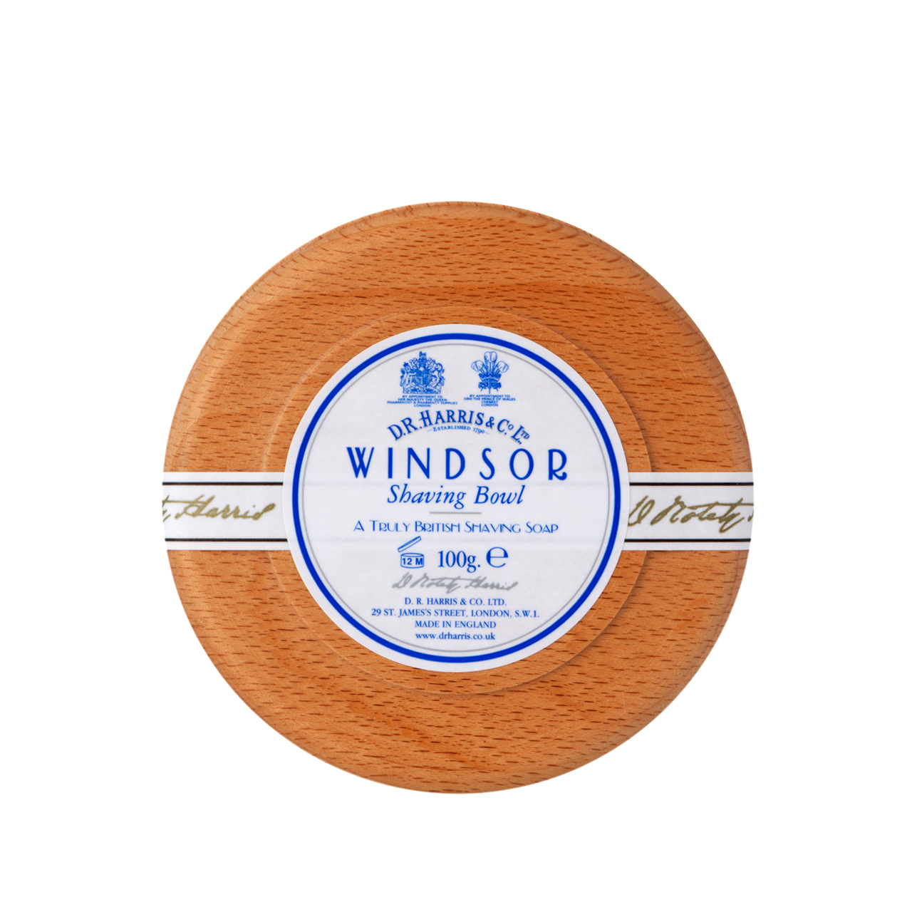 Windsor - Shaving Soap Bowl