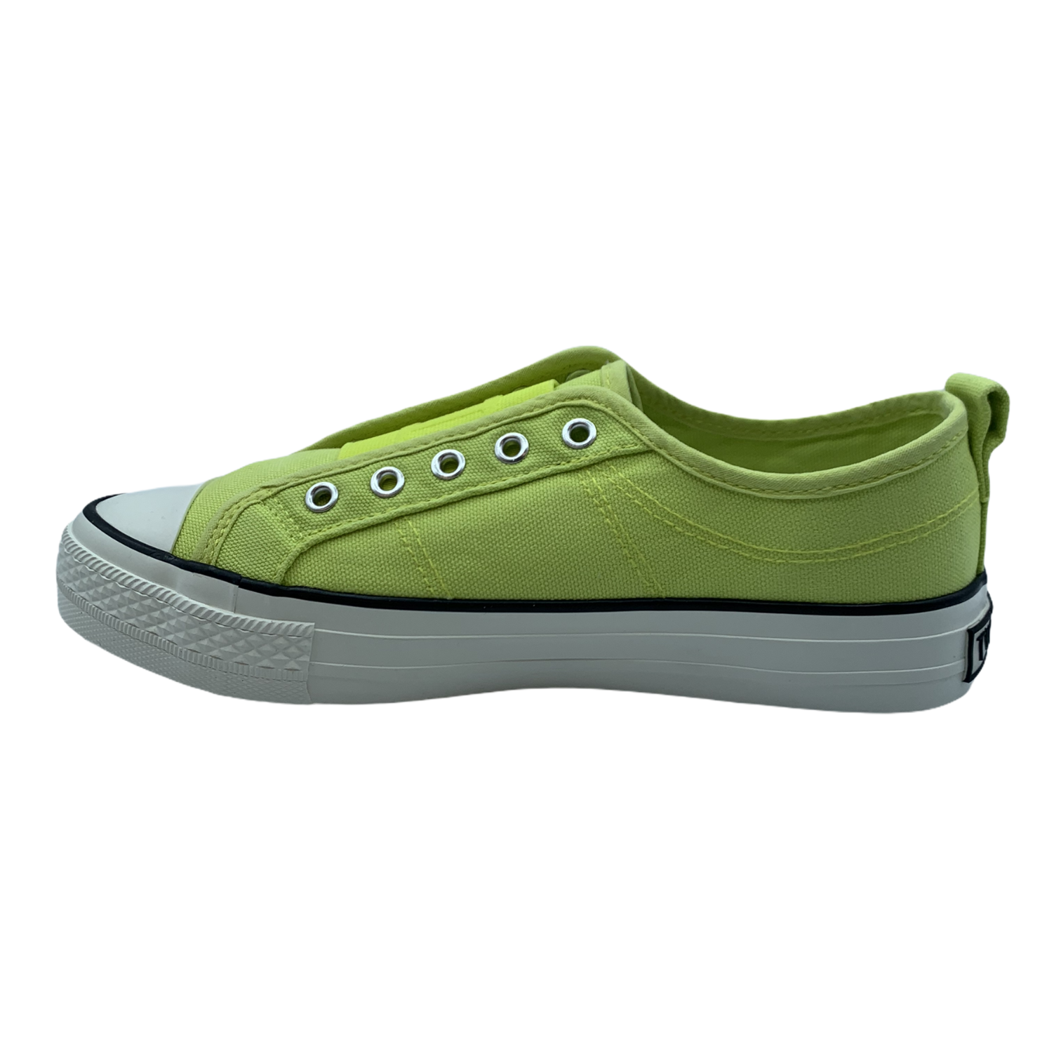 SHOPPING ON LINE TWINSET MILANO SNEAKERS IN CANVAS  NEW COLLECTION WOMEN'S SPRING SUMMER 2021