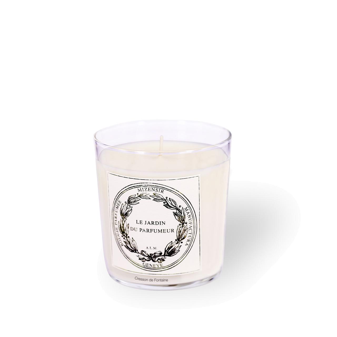 Cresson de Fontaine - Candle