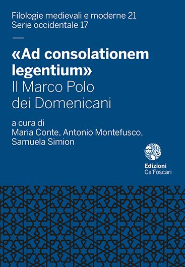 «Ad consolationem legentium»