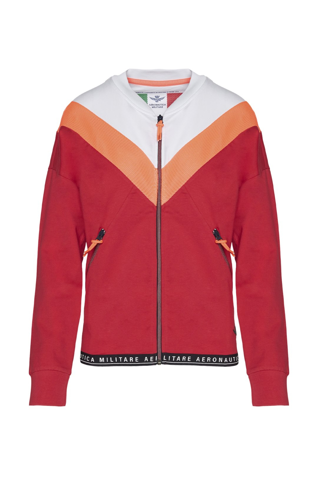 FE1609 - FELPA FULL ZIP 1