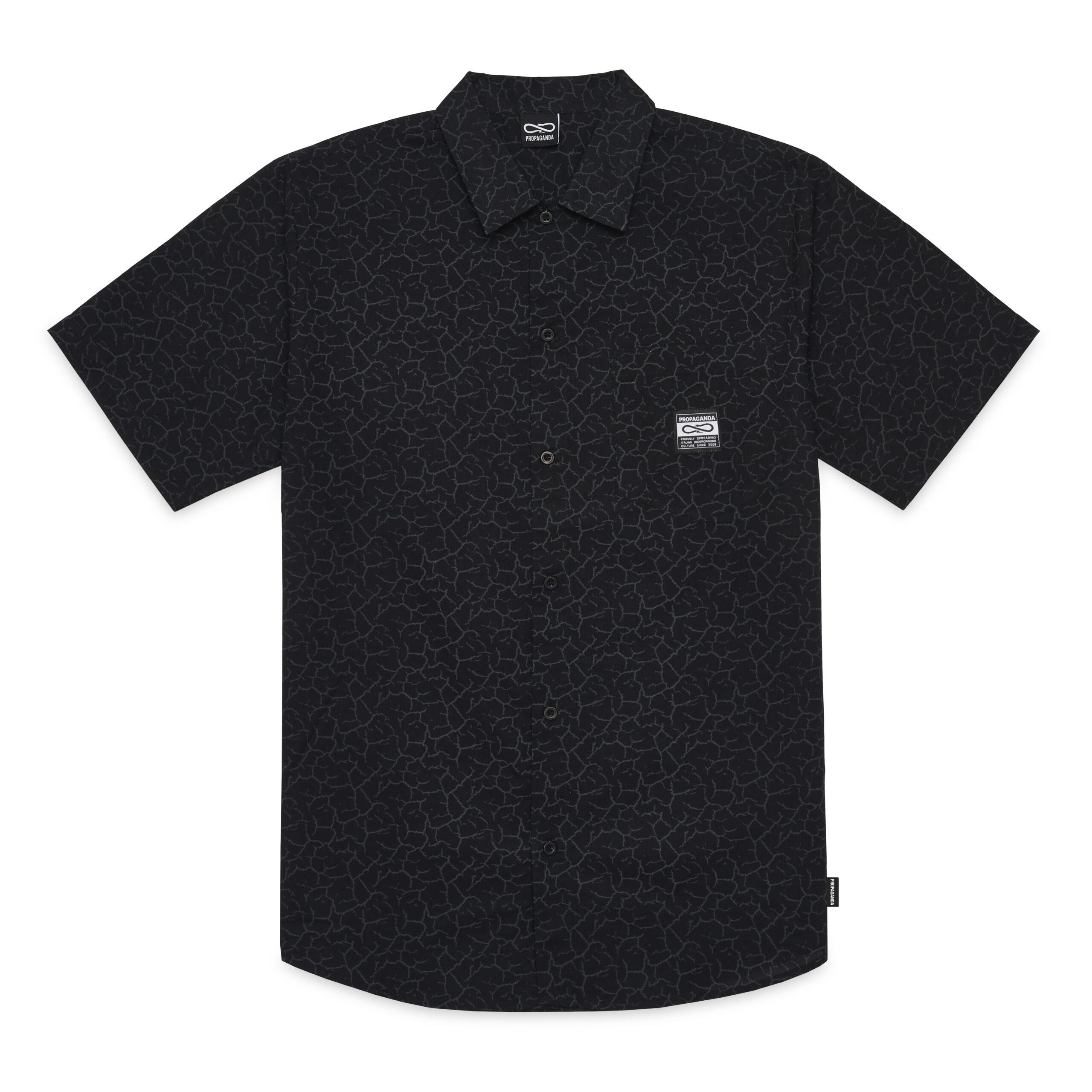 Camicia Propaganda - CRACK Beach Shirt Pattern