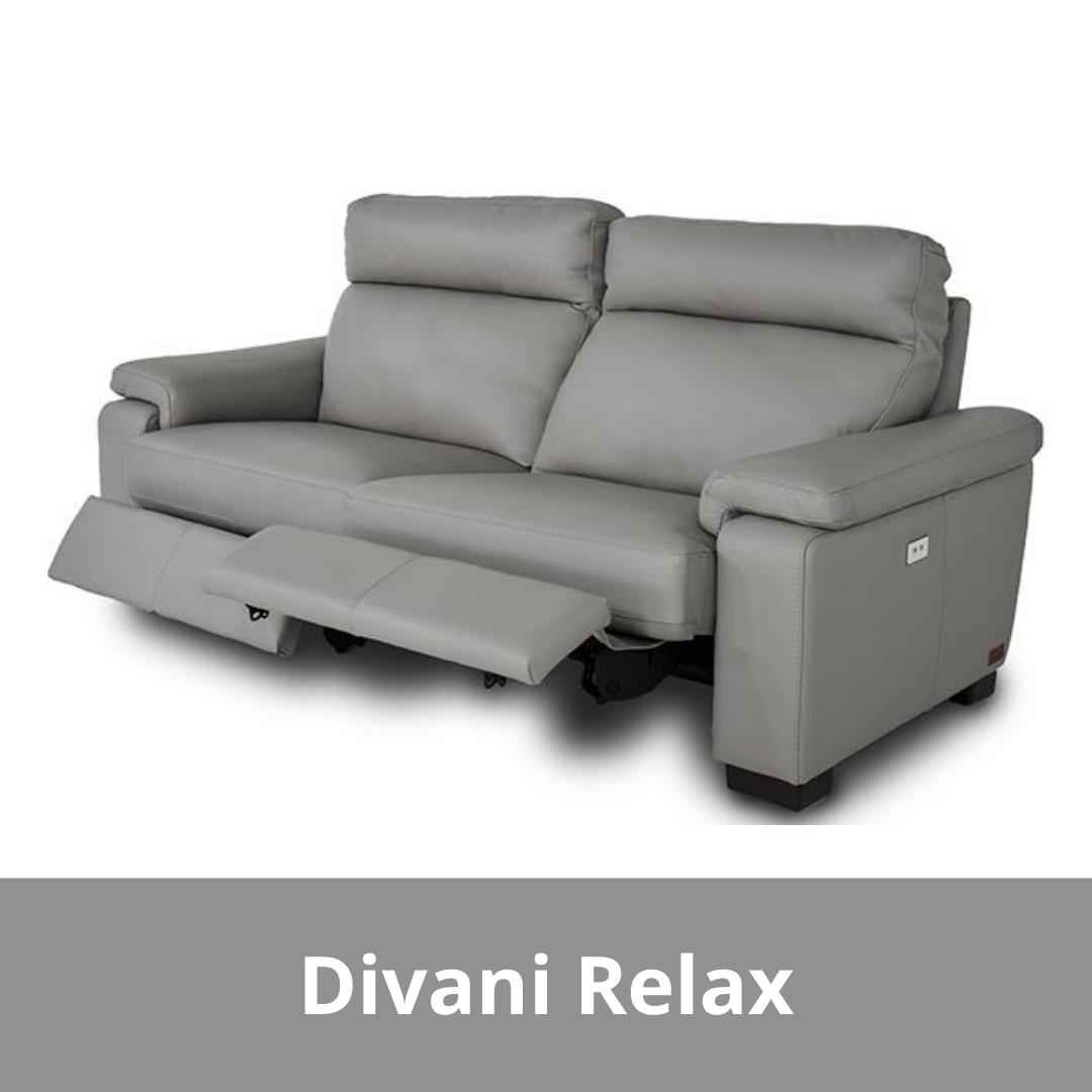 Divani relax elettrici - offerte