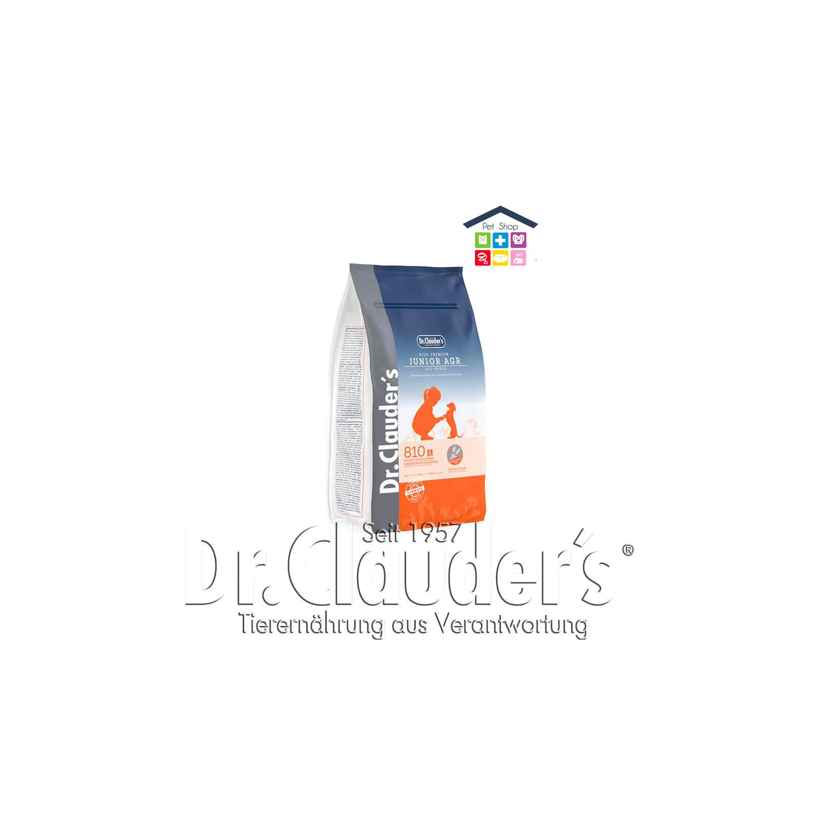 Dr Clauder's High Premium Junior 1kg/15kg