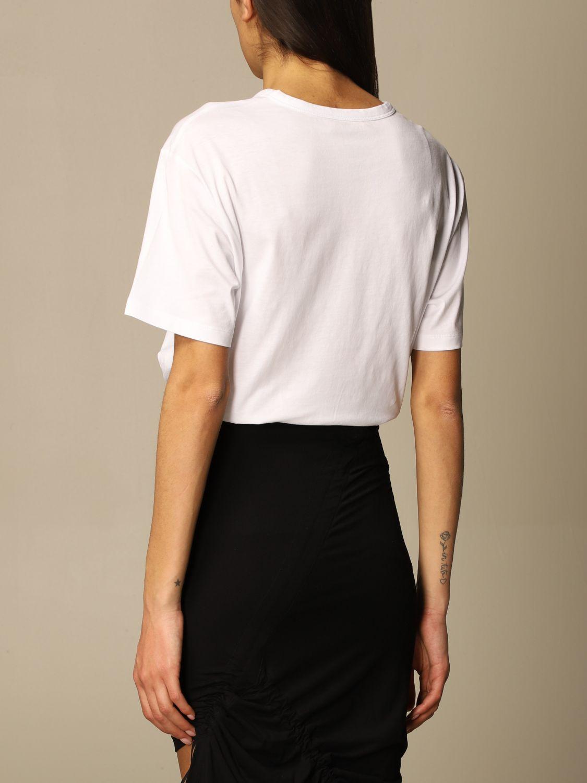 T-shirt N°21 bianca via santo spirito
