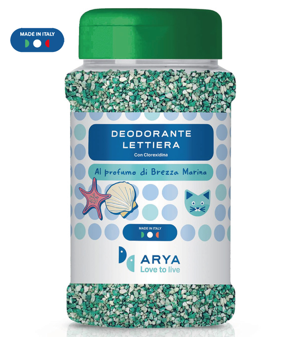 Arya - Deodorante Lettiera - 500ml