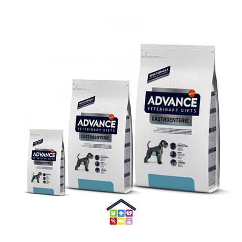 ADVANCE   DIET DOG   Gastroenteric / 0.8 kg 3 kg 12 kg