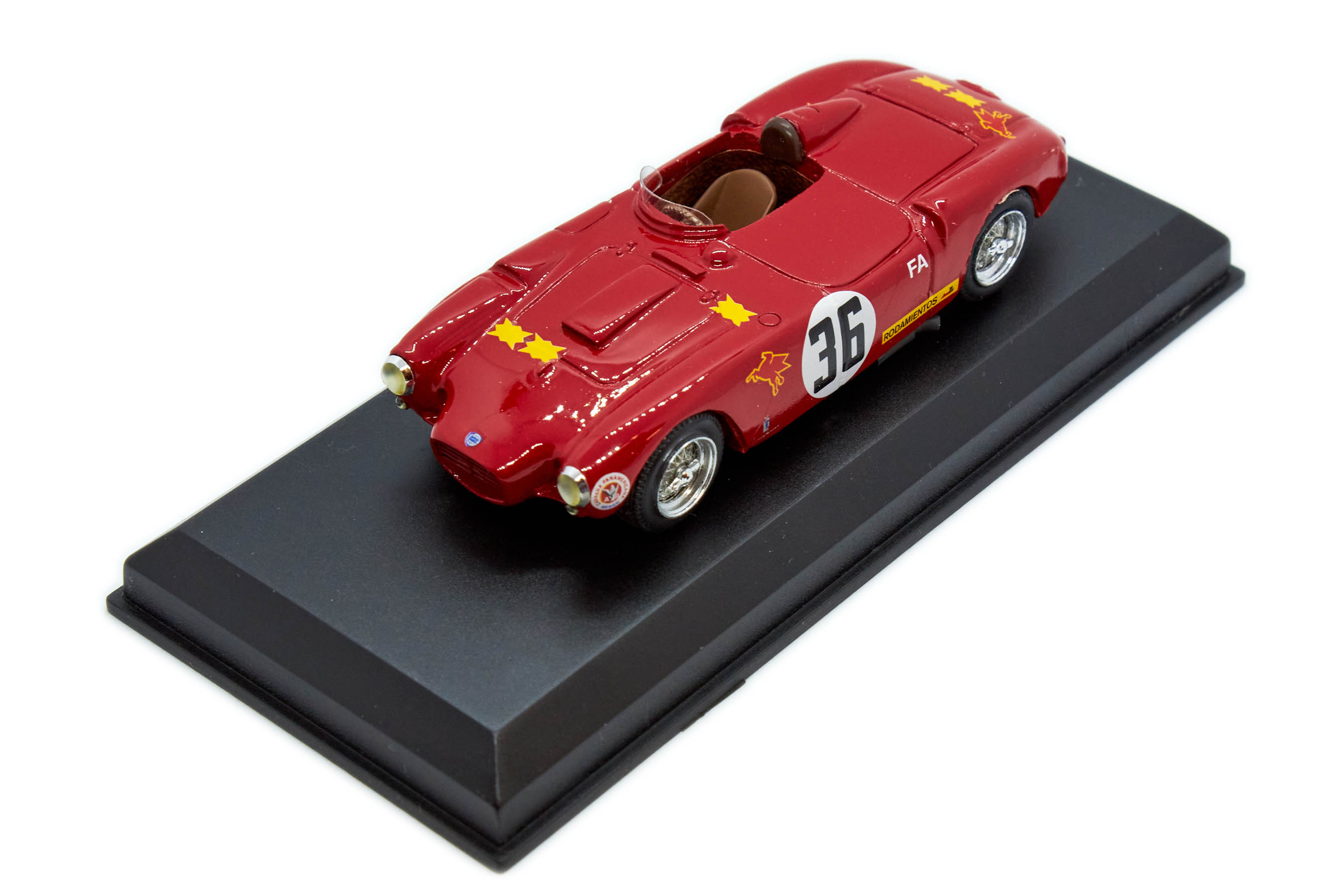 Lancia D24 Carrera Panamerica 54 #36 1/43 Top Model Collection Made in Italy