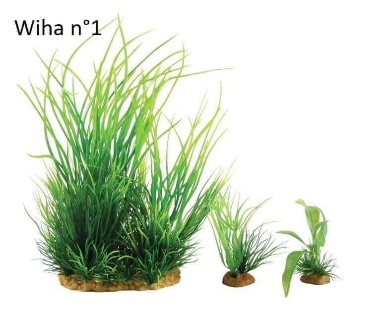 Decorazione Plantkit Wiha 3 diverse piante ZOLUX