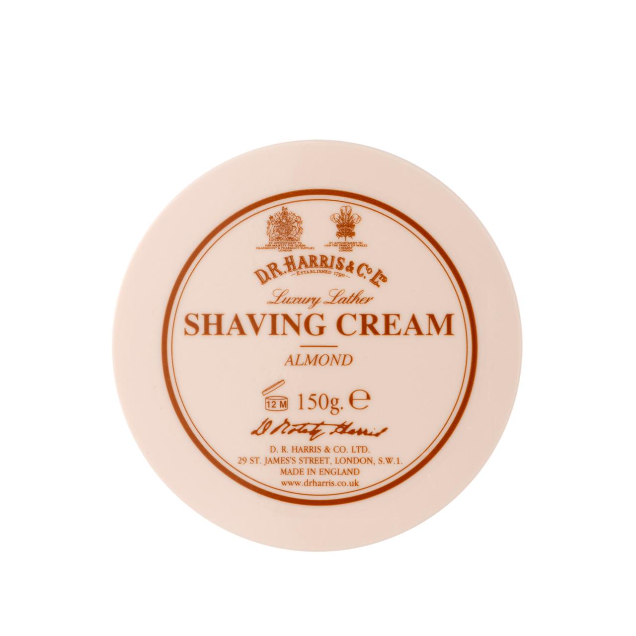 Almond - Shaving Cream Bowl