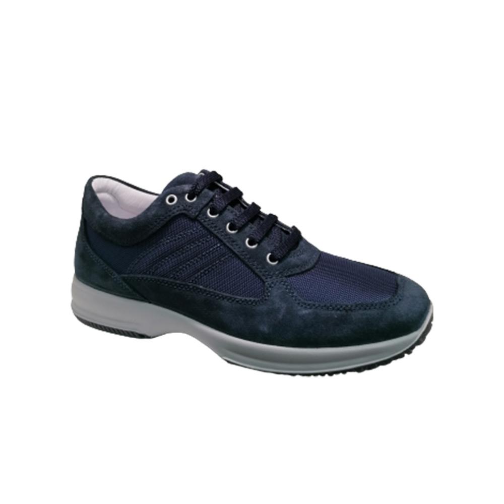Sneakers Uomo IMAC 701201 BLU 7601/009 BLU  -10