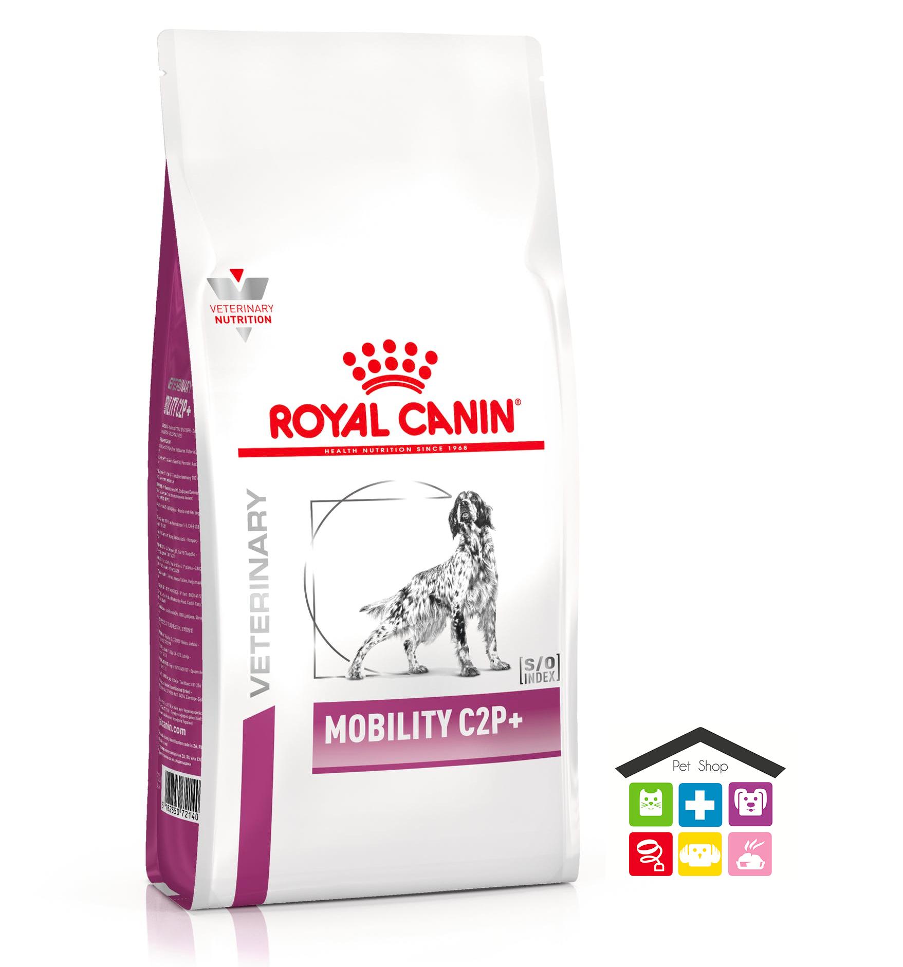 Royal Canin Cane | Linea Vet | MOBILITY C2P+ - 2/12 KG