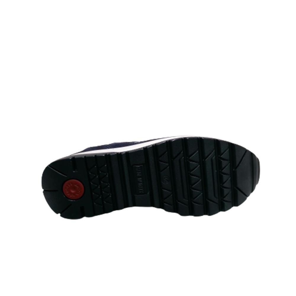 Sneakers Uomo IMAC 702010 BLU 72161/001 BIANCO  -10