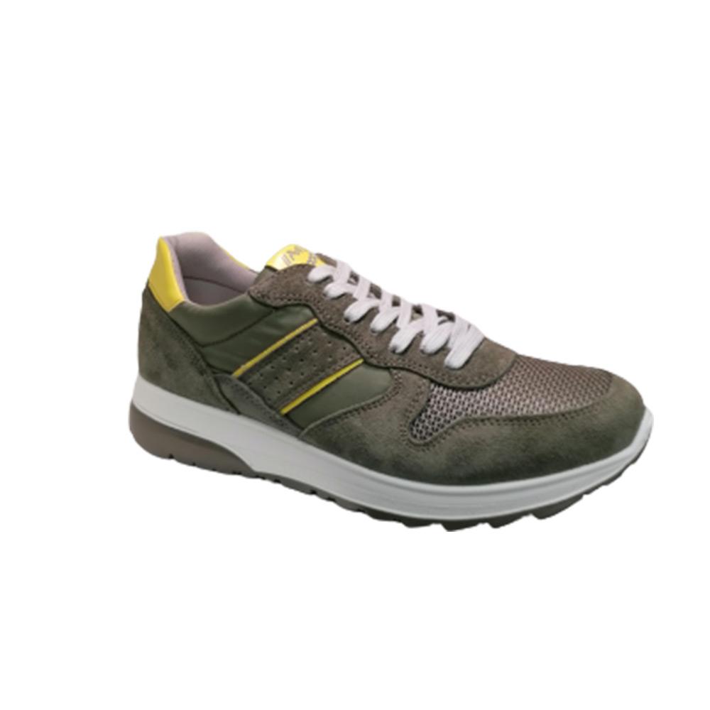 Sneakers Uomo IMAC 702010 MILITARE 72177/010 GIAL  -10