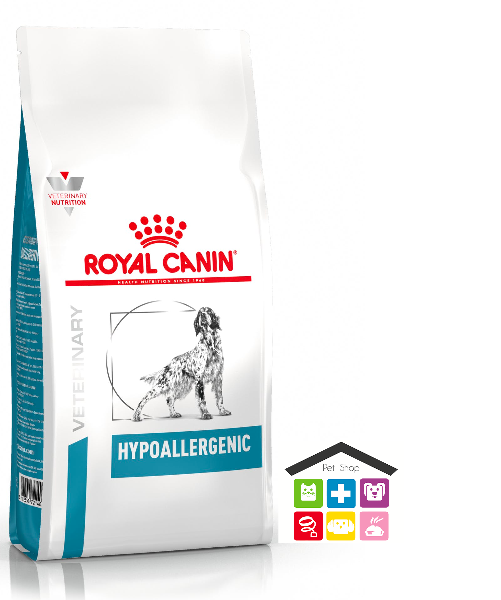 Royal Canin Hypoallergenic DR 21 2/7 / 14 Kg