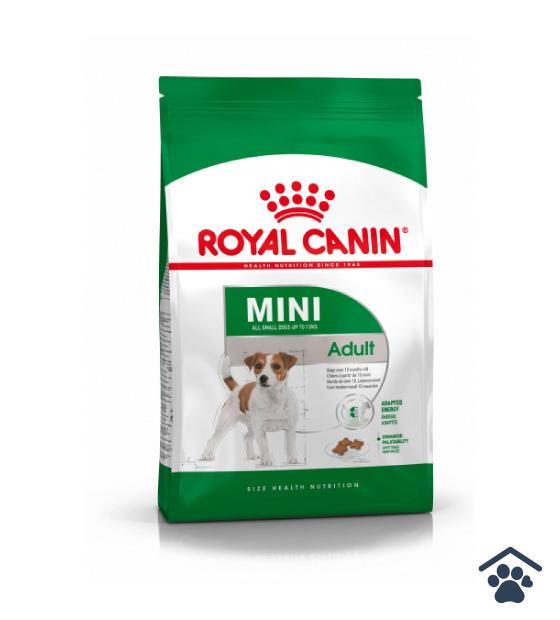 Royal Canin Mini Adult /  0,800g 2kg-8 Kg