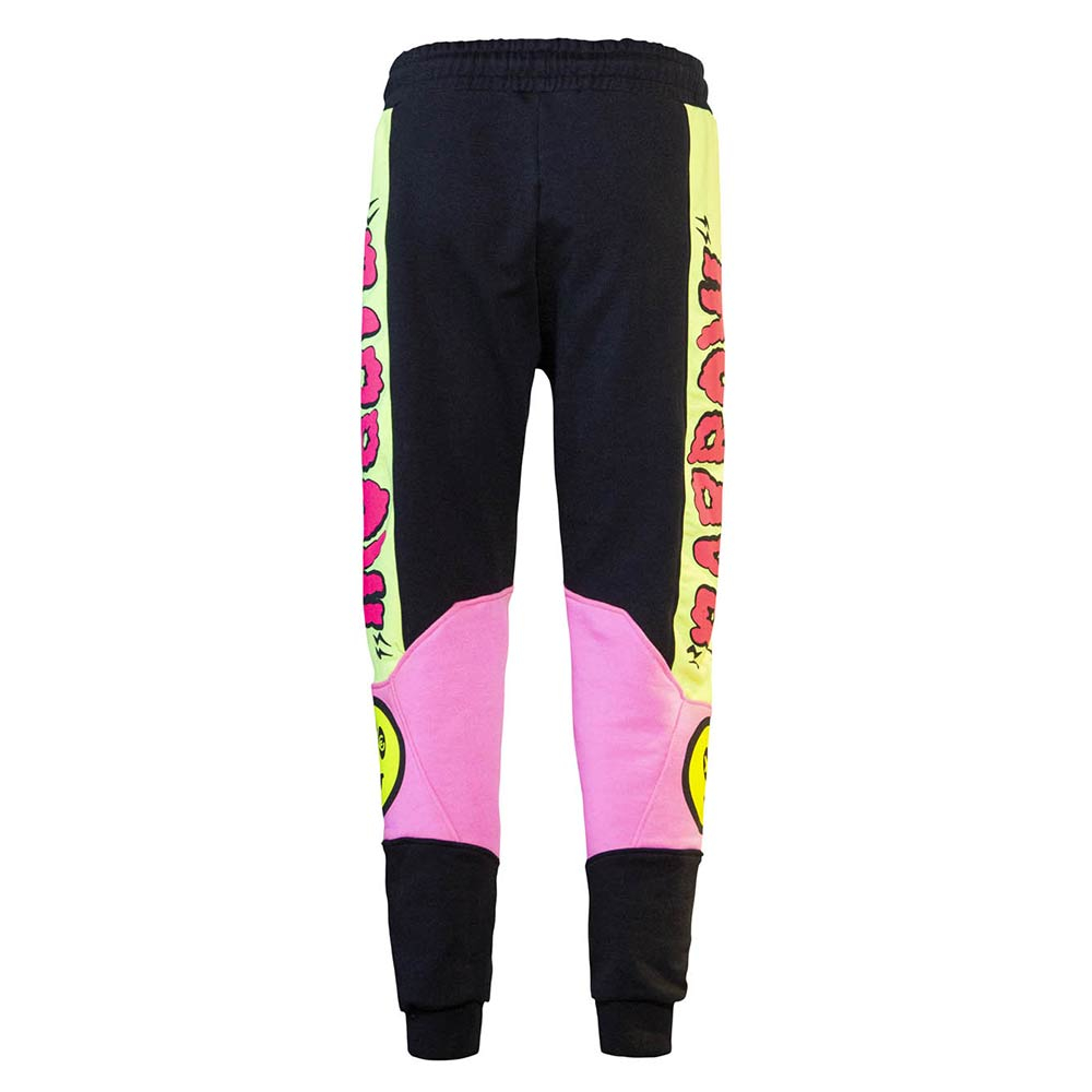SE X BARROW Sweatpant Race Black
