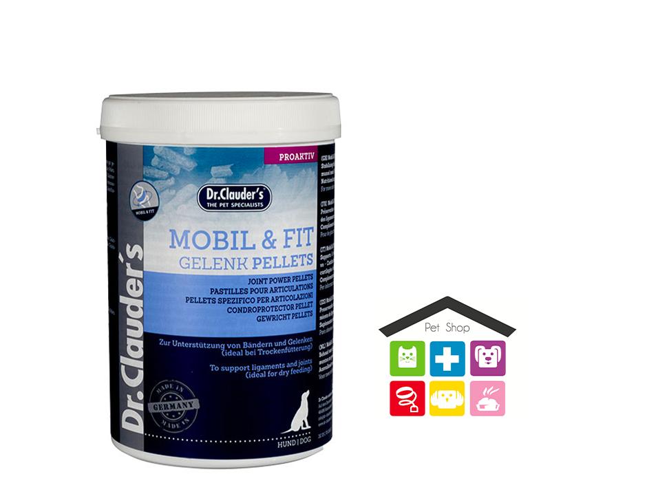 F&C Mobil & Fit Gelenk Pellets Pro Joint&Active für Hunde675 g1 kg