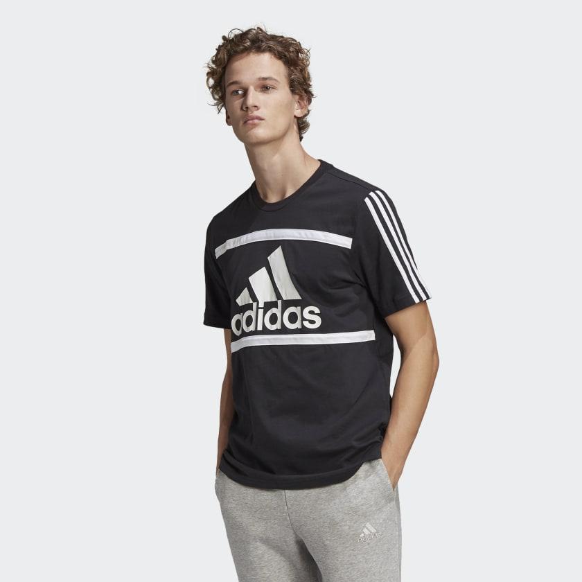 T-shirt Adidas - Tee shirt Black/Noir GK8912