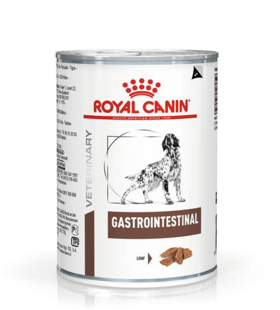 Royal Canin - Veterinary Diet Canine - Gastrointestinal - 400g x 6 lattine
