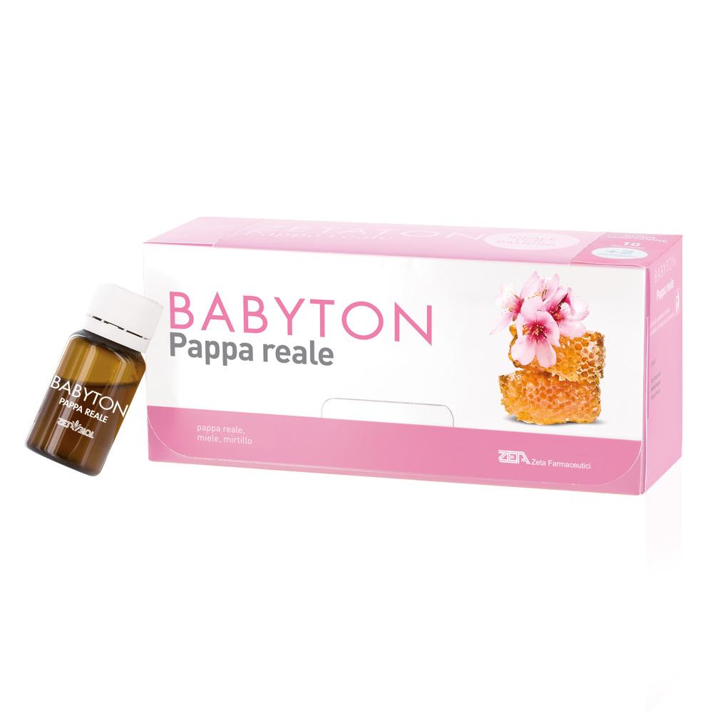 Babyton Pappa Reale