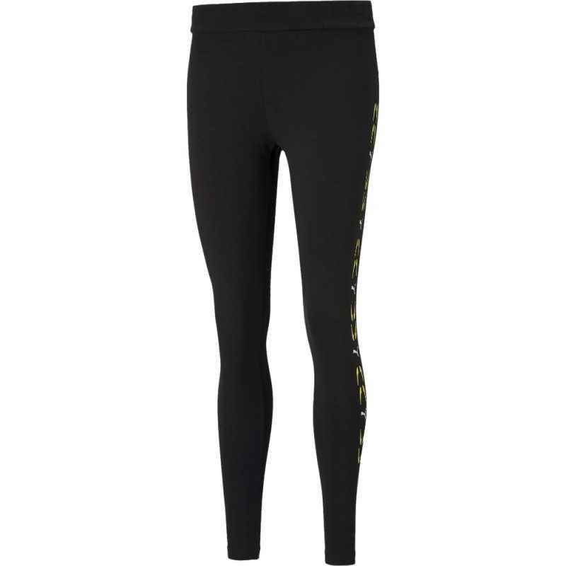 Leggings Puma Nero - Elevate Cotton Black 531082 01