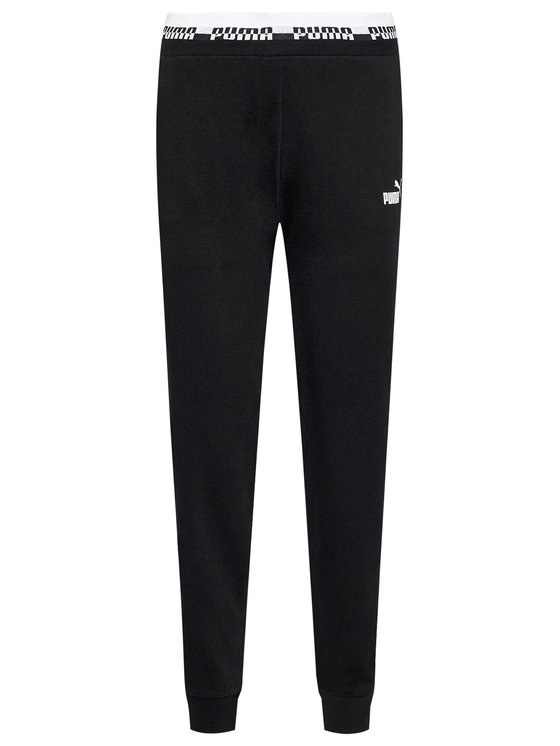 Pantalone Puma Donna - Amplified Pants Nero 585916 01