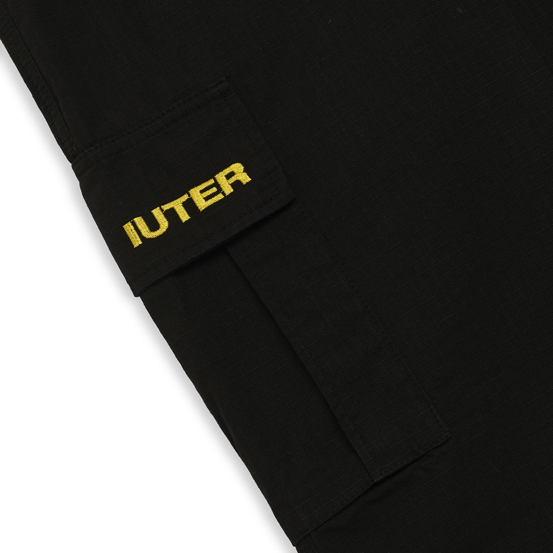IUTER Cargo Jogger Black