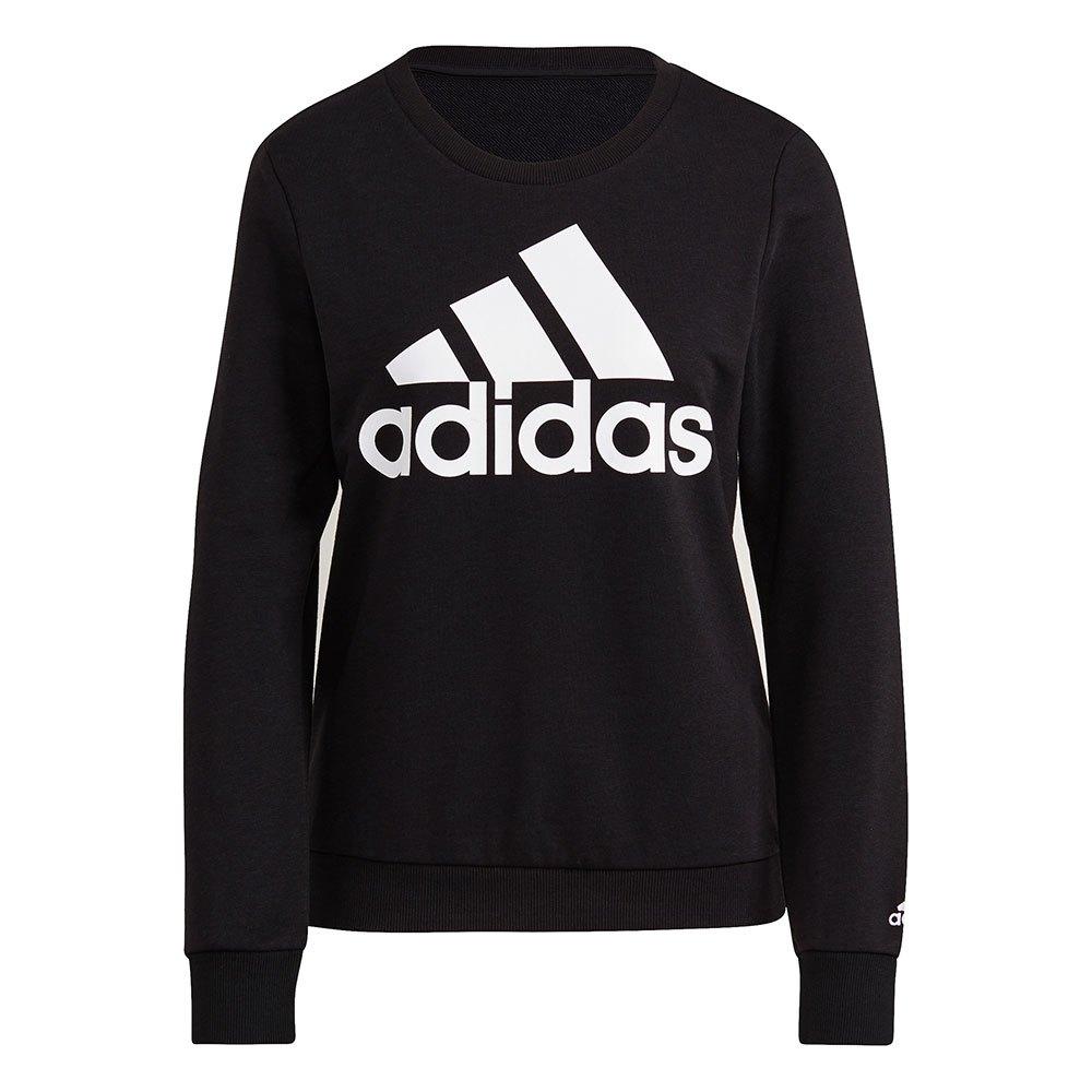 Felpa Adidas - Sweatshirt Donna Nera GM5519