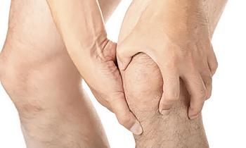 cartilagine ginocchio consumata
