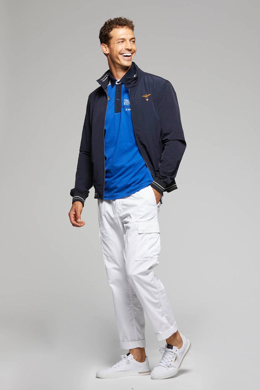 Mock neck jacket 4
