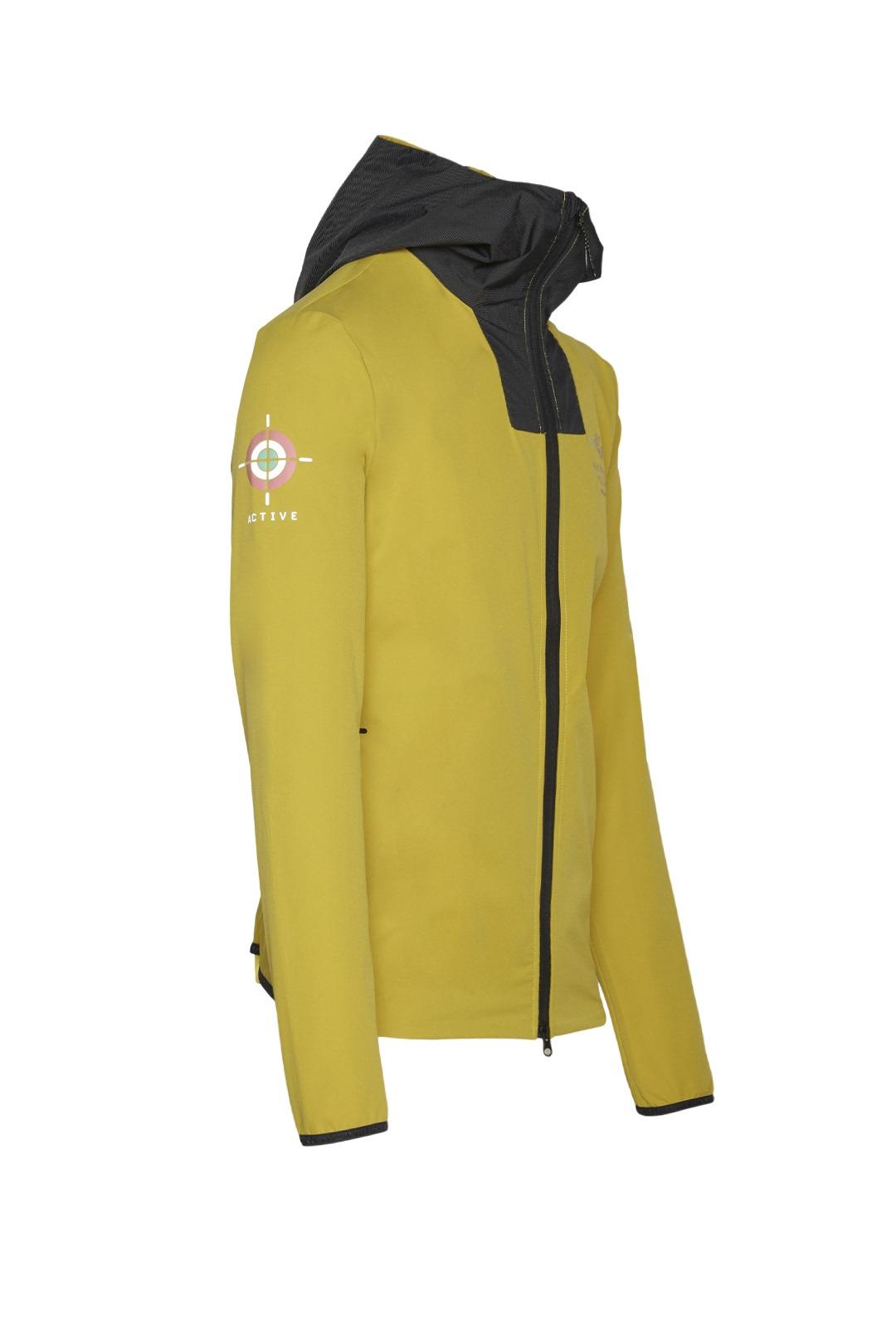 Sports Hooded Jacket  3
