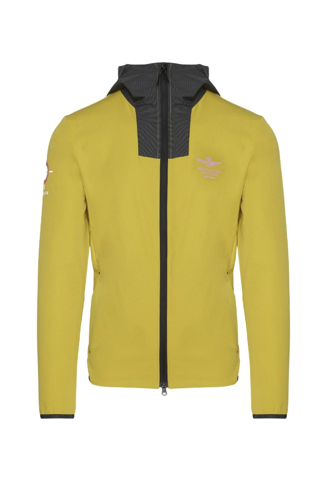 Sports Hooded Jacket 1