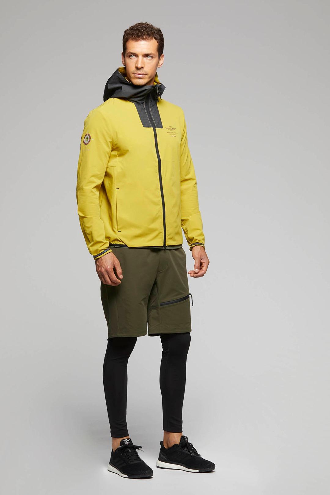 Sports Hooded Jacket 4