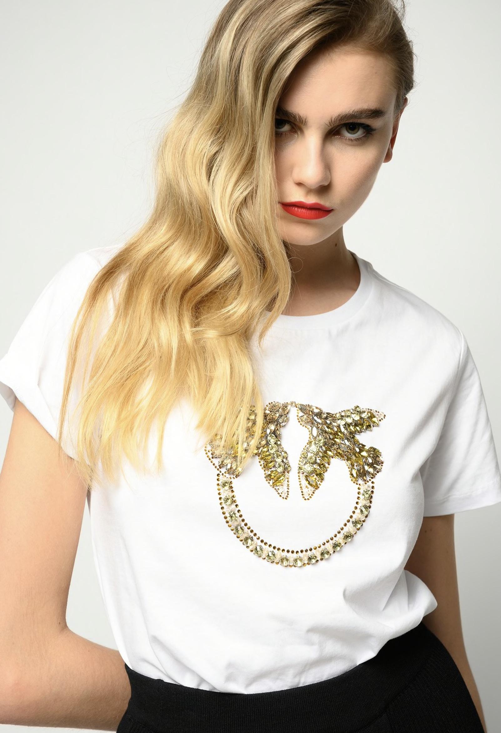 Quentin 1 T-Shirt - PINKO