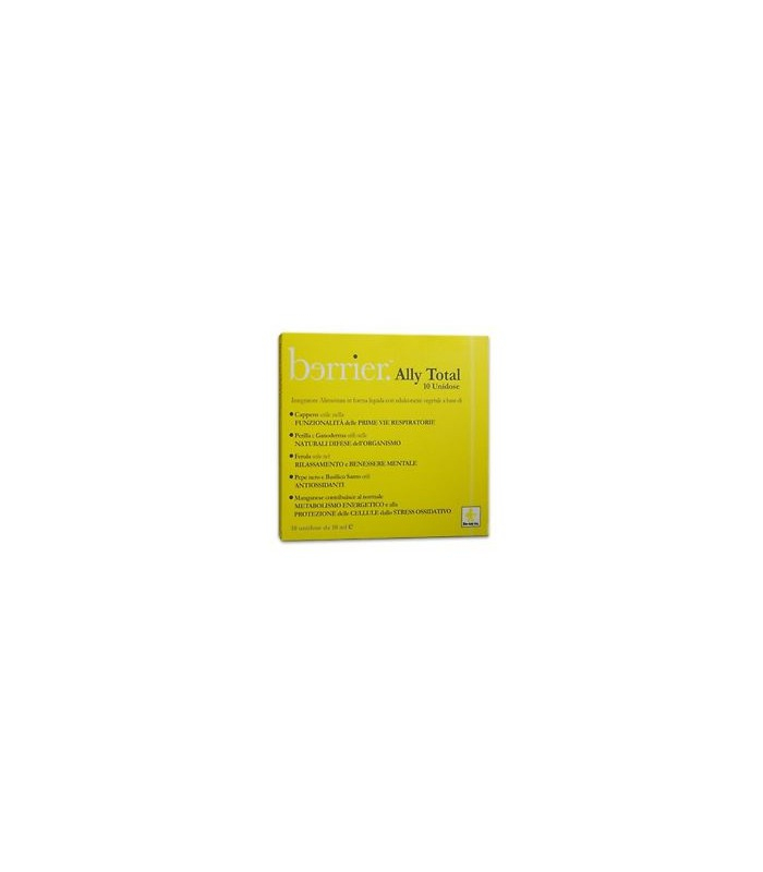 Berrier Ally Total 10 Flaconcini Unidose