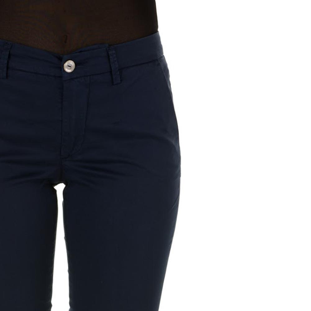 Pantaloni Donna Gloria-Capri REHASH P366 2025BLU N. BW -21