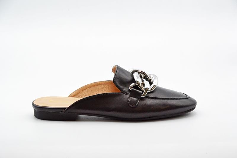 NOVITA' P/E 2021 Formentini Calzatura Donna-Nappa Soft Nero 10500