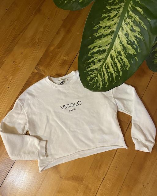 Felpa  Vicolo Basic