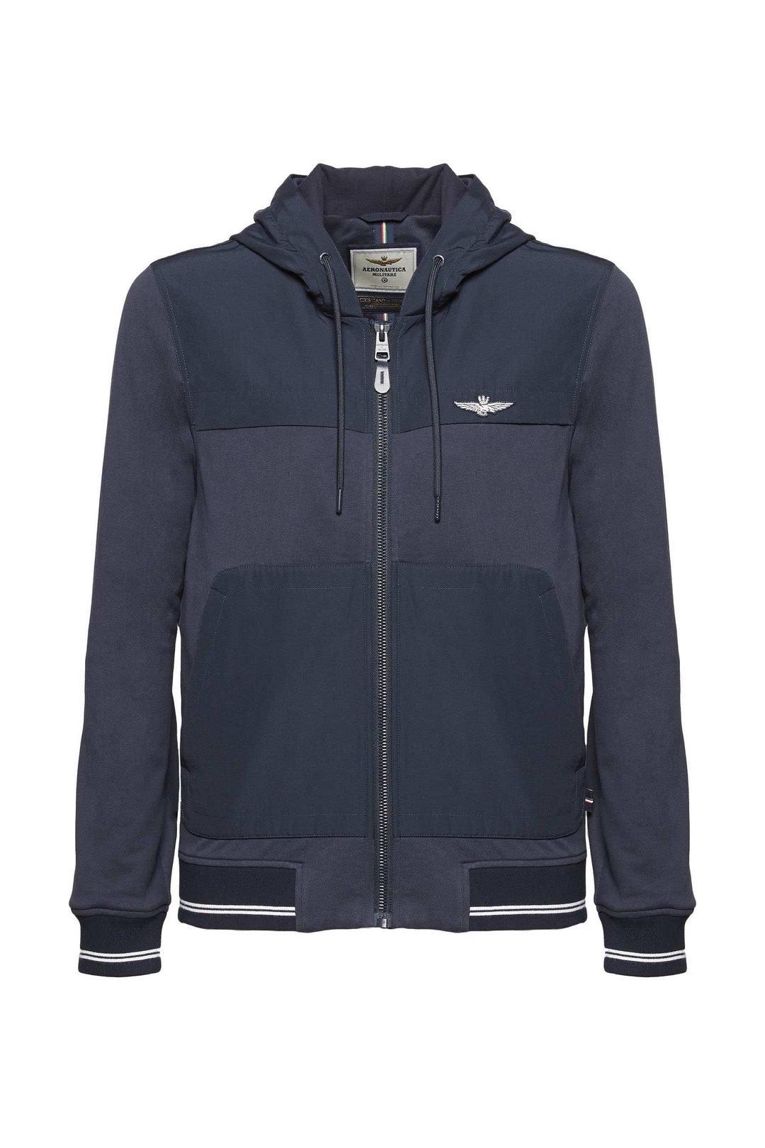 Hooded Fleece Jacket  1