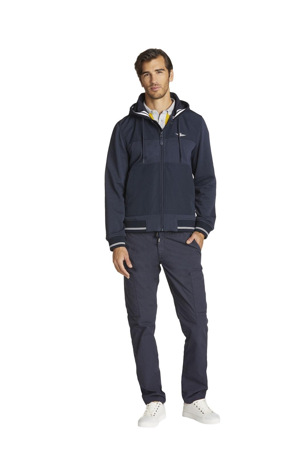 Hooded Fleece Jacket 4