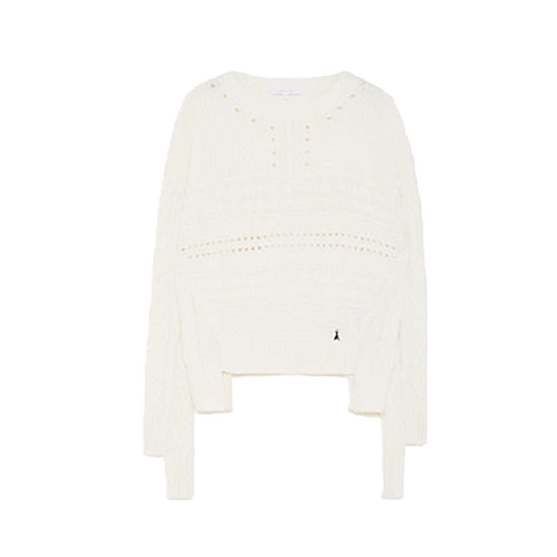 Maglione tricot asimmetrico PATRIZIA PEPE