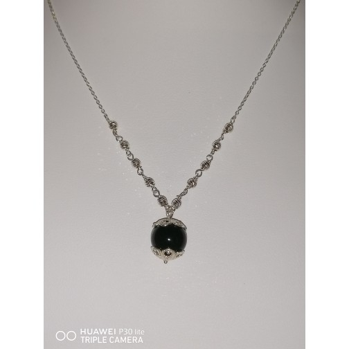 collana Sugoku in argento 925