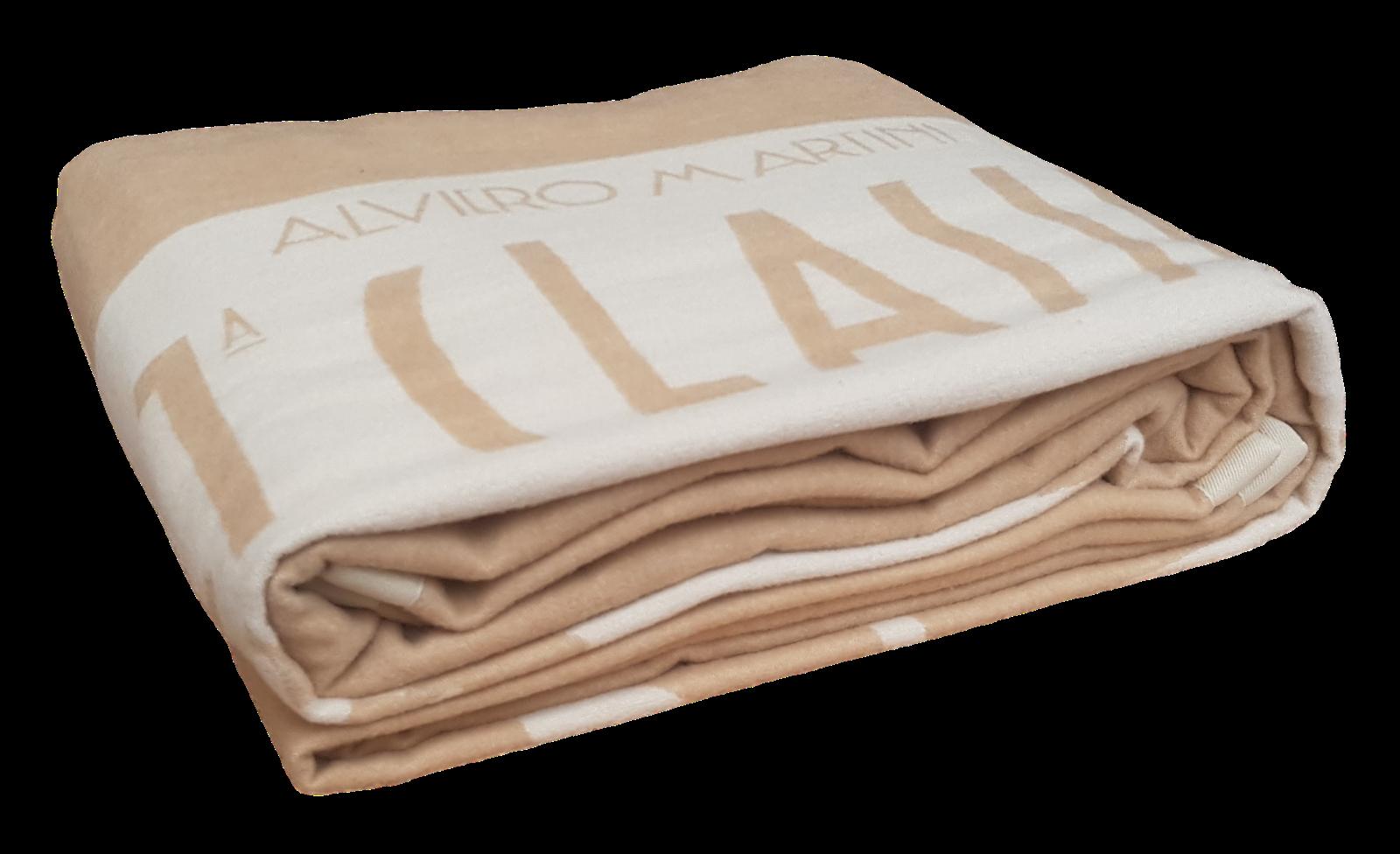 Coperta calda lana in 100% Lambswool. EMISFERO  ALVIERO MARTINI 1^ CLASSE