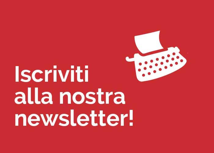 iscriviti alla newsletter di E-Italy