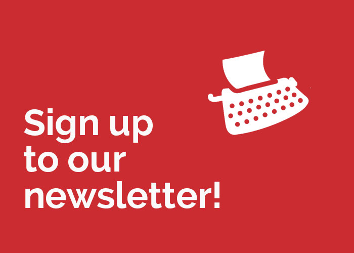 sign up newsletter special offer and discount