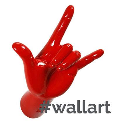 hands wall hooks antartidee