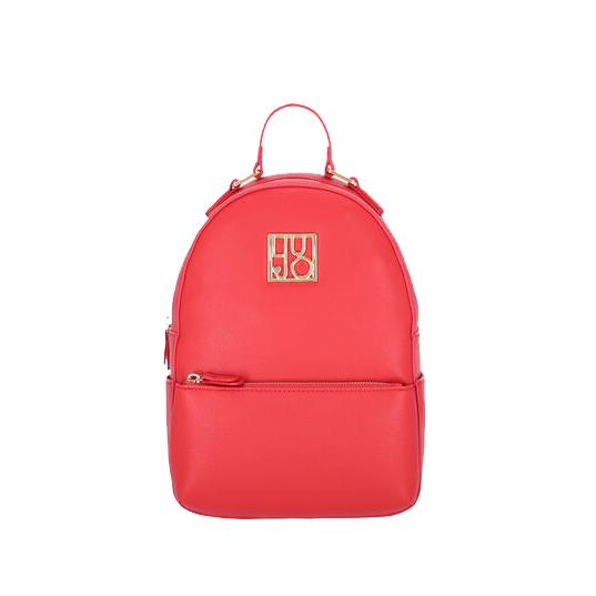 Zaino Ecosostenibile con Logo rosso LIU JO