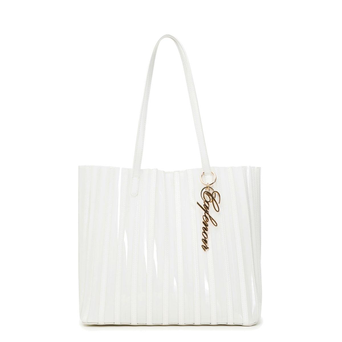 Shopping Bag plissettata