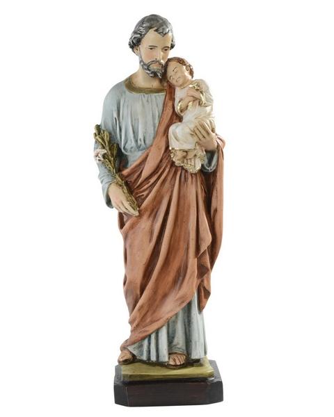 S. Giuseppe in resina cm. 40